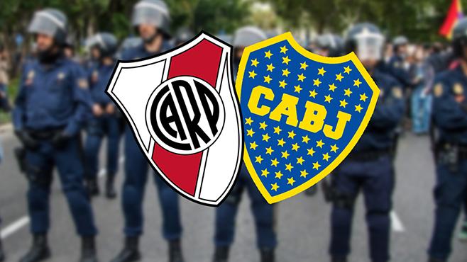 CABA, el dispositivo policial que protegerá la final de la Copa Libertadores