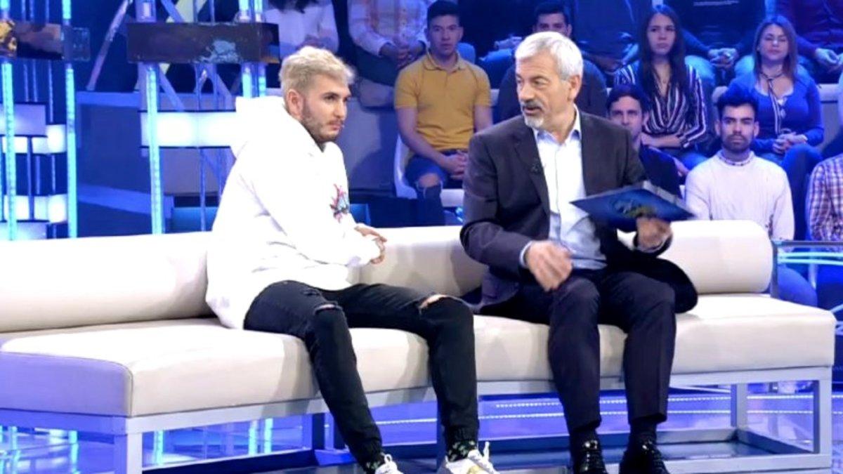 El refrito de 'Volverte a ver' pierde la fuerza de 'La última cena' pero lidera en Telecinco