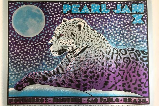 La historia de Pearl Jam a través de sus carteles