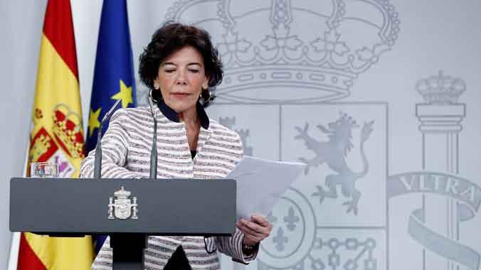 Celaá a Torra: No aceptamos ultimátums