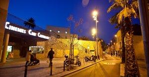 Cines Can Castellet, en Sant Boi