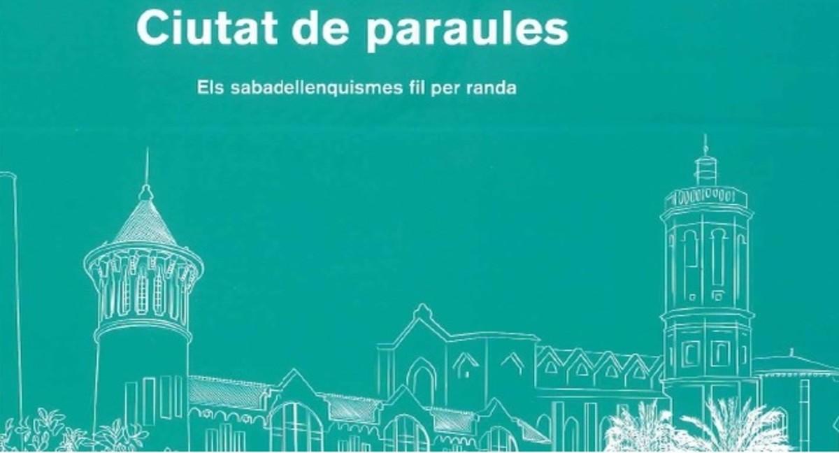 David Vila presenta un llibre amb paraules pròpies de Sabadell