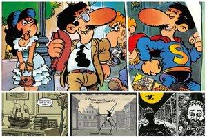 20 cómics recomendados para la Navidad 2018