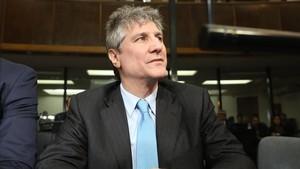 El exvicepresidente argentino, Amado Boudou.