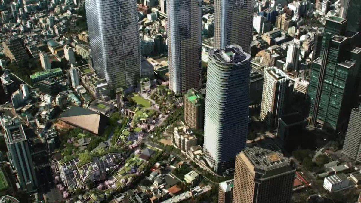 Construirán un nuevo rascacielos en Tokio de 330 metros, el más alto de Japón.