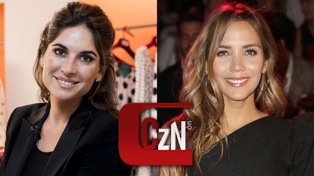 Lourdes Montes y Rosanna Zanetti.