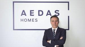 David Martínez, consejero delegado de Aedas.