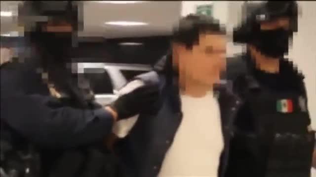 Arresto de uno de los líderes del cártel Guerreros Unidos, uno de los hombres clave en el asesinato y desaparición de los estudiantes en Iguala.
