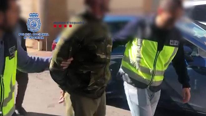 Detenidos los atracadores de tres robos con violencia en Catalunya.