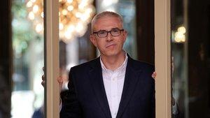 Emilio Lara, ganador del II Premio Edhasa de Narrativa HIstórica.