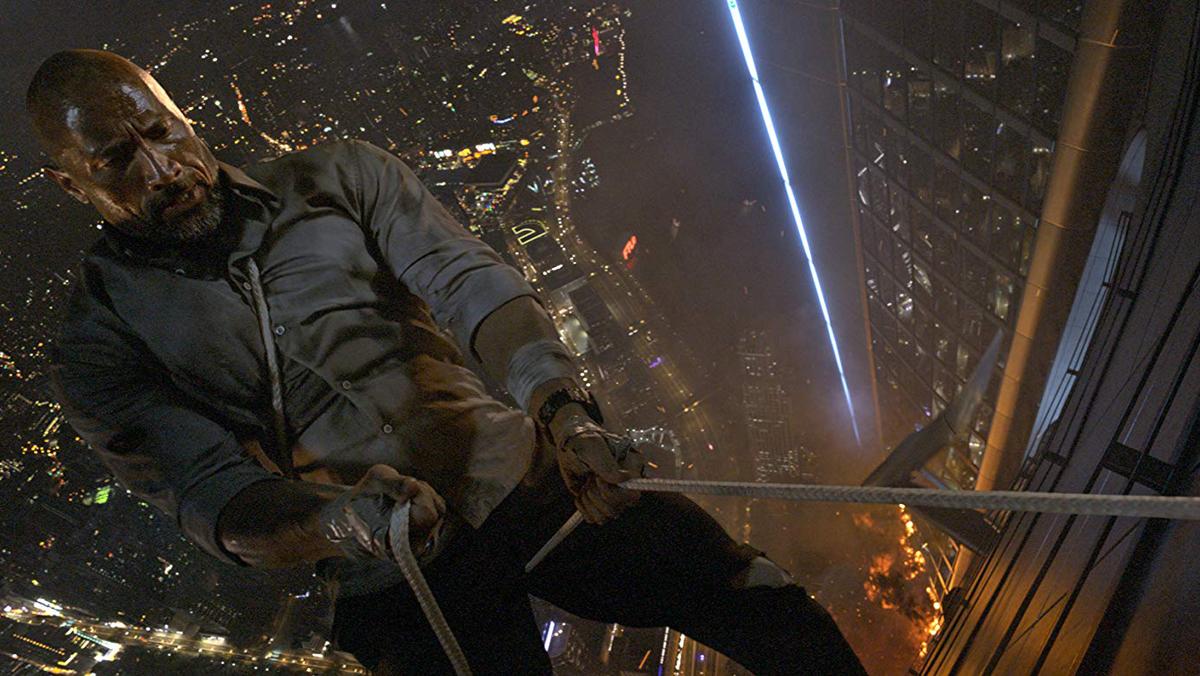 'El rascacielos': aluminosis narrativa