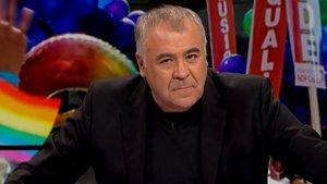 """Ferreras, tras las críticas de Vox al Orgullo: """"Como sigan así, me voy con los osos en una carroza"""""""
