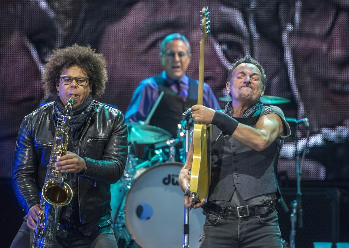 Springsteen, en el Camp Nou en el 2016.