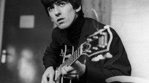 George Harrison en una imagen de archivo.