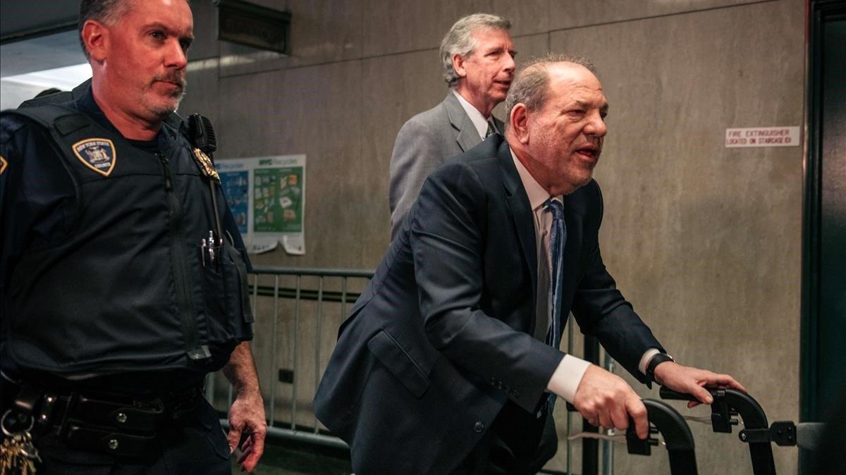 Weinstein, culpable d'acte sexual criminal i violació