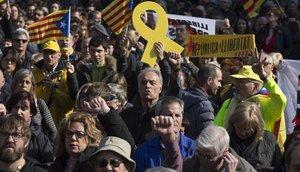 L'independentisme convoca una vaga general a Catalunya l'11 d'octubre
