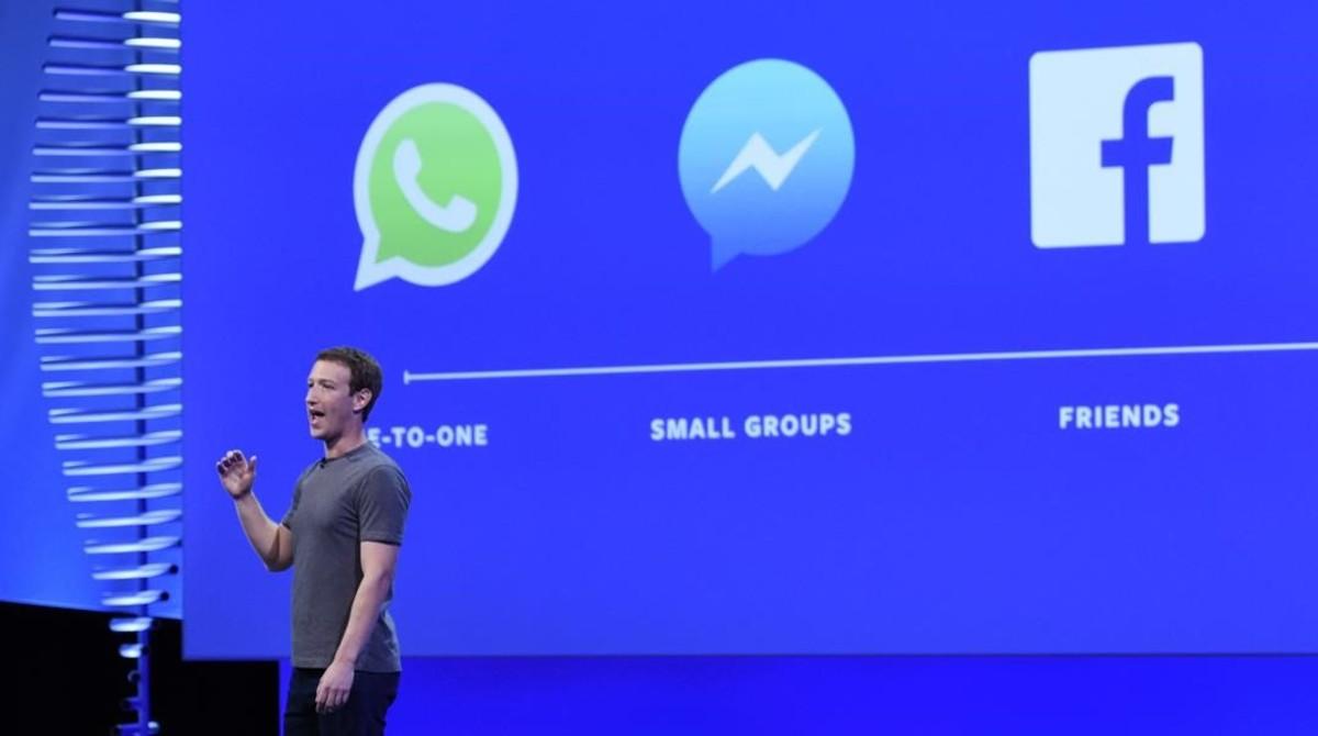Mark Zuckerberg, fundador de Facebook, en una conferencia celebrada en San Francisco (EEUU) el pasado mes de abril.