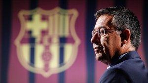 El FC Barcelona, primera entitat a posicionar-se contra la sentència del procés
