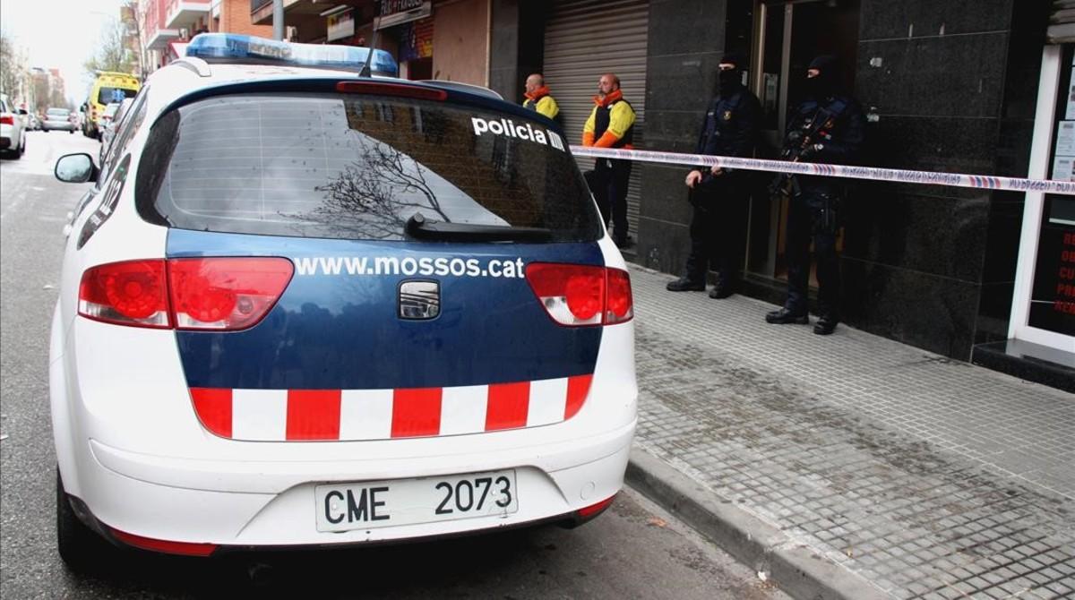 Cau una banda de lladres que va assaltar 14 pisos a Barcelona