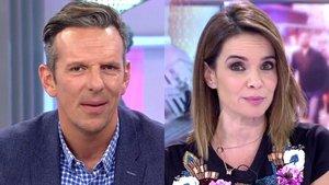 Mediaset cambia a Carme Chaparro por Joaquín Prat al frente de 'Cuatro al día'