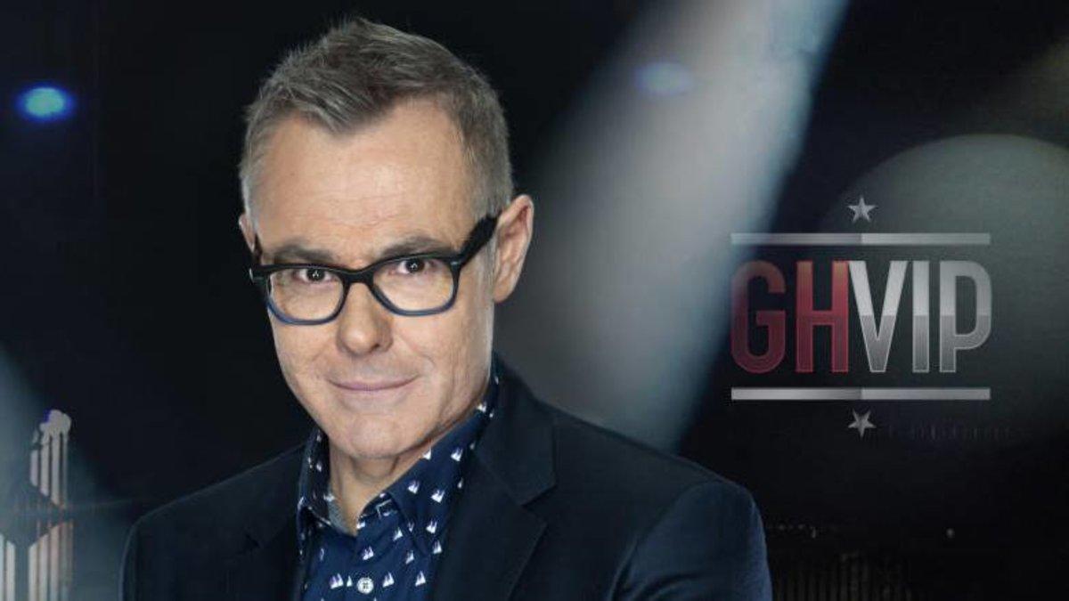 Jordi González releva a Sandra Barneda al frente de 'GH VIP: el debate' en Telecinco