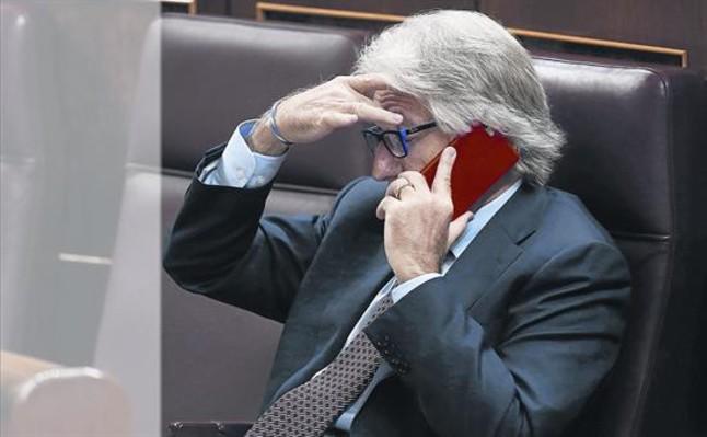 Josep Sánchez Llibre, presidente de Foment del Treball.