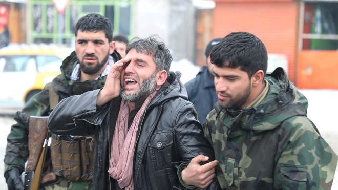 Un atac suïcida prop d'una acadèmia militar causa sis morts a Kabul