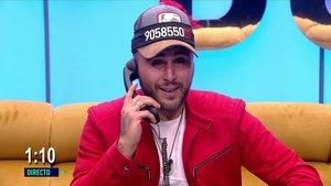 Isabel Pantoja entra por teléfono en 'GH dúo' para apoyar a Kiko Rivera