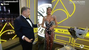 ¿Donarà una altra vegada la campanada Cristina Pedroche amb el seu vestit?
