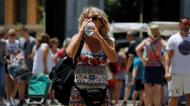 Las alertas por calor y las tormentas cierran la tercera semana de julio.