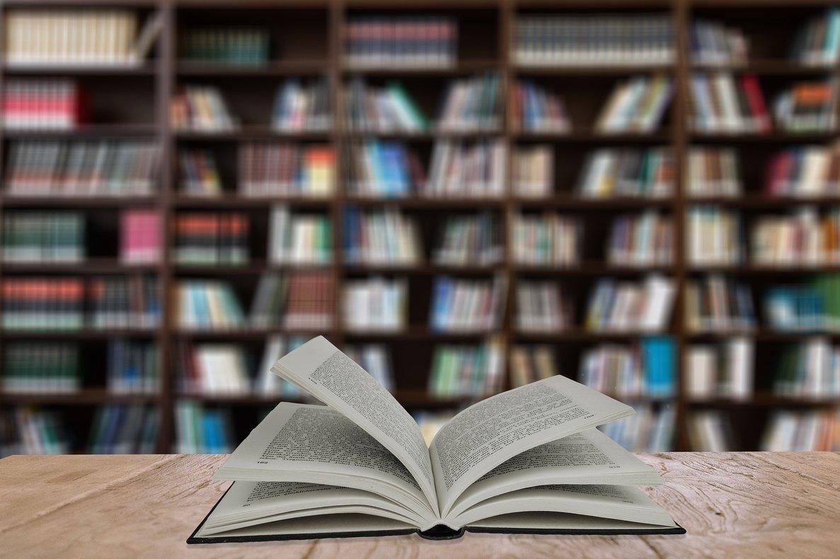 Trabajar en una biblioteca es una de las opciones que tienen los freelance