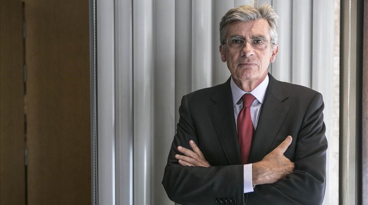 Lluís Marsà, promotor ypresidente de APCE.