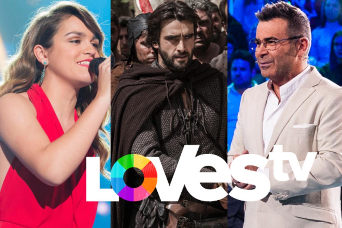 RTVE, Atresmedia y Mediaset lanzarán LOVEStv, su plataforma conjunta de contenidos HbbTV, el próximo 14 de junio