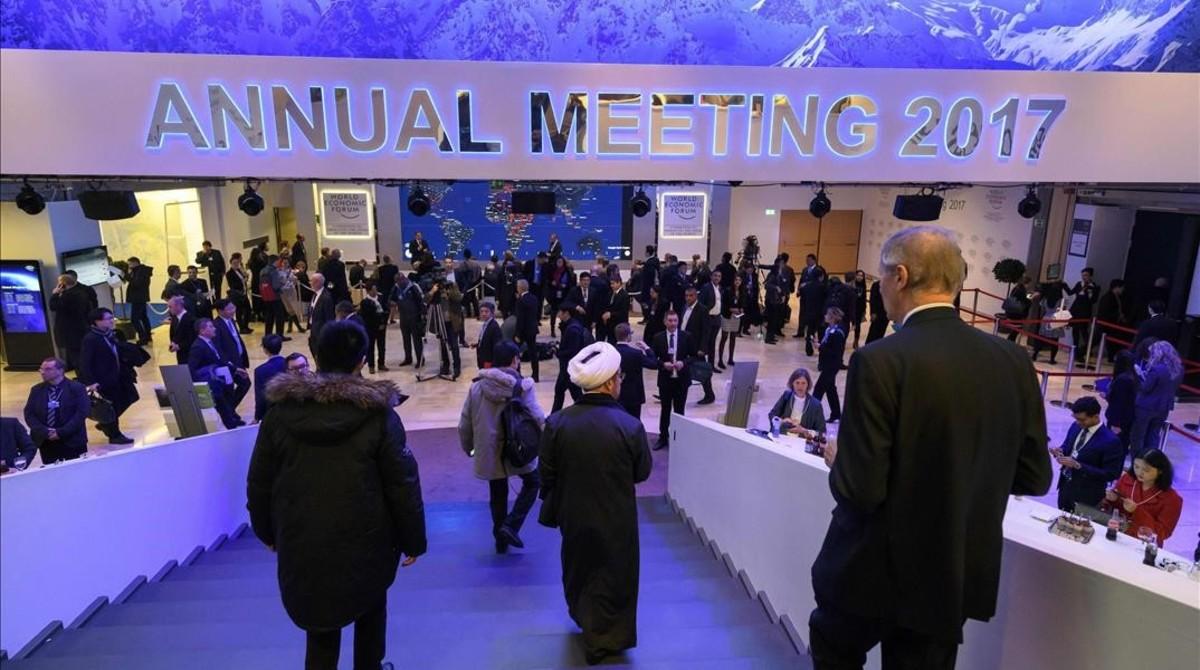 ¿Y ahora qué, Davos?