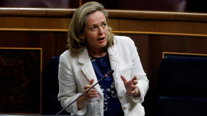 Nadia Calviño será candidata a la presidencia del Eurogrupo.