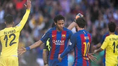 El Barça gana a golpe de genios