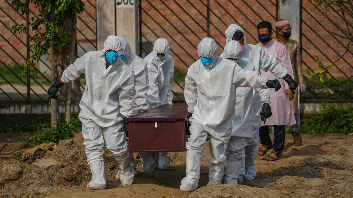 Bélgica y España, los dos países con más muertos con coronavirus por número de habitantes