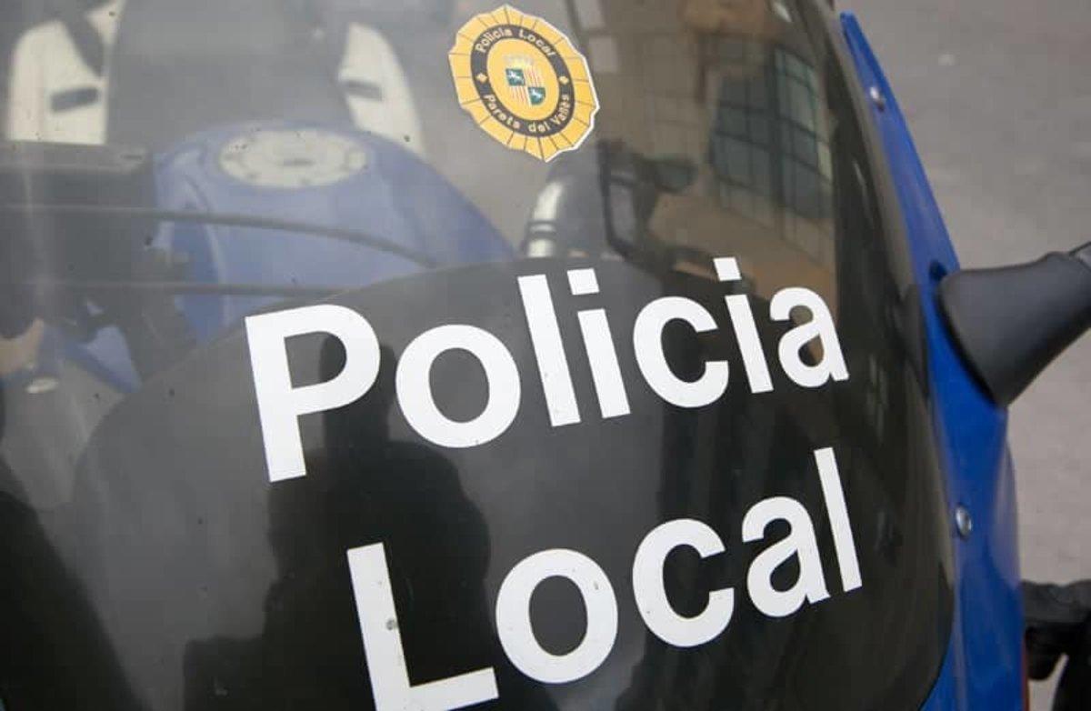 Imagen de archivo de la Policía Local de Parets del Valès.