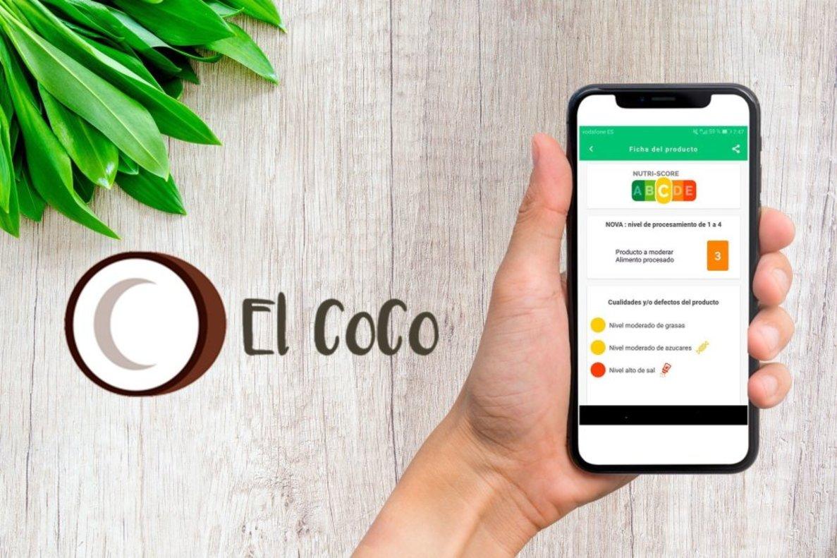 El Coco: la app que interpreta las etiquetas de los alimentos