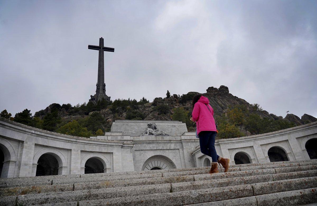 El Valle de los Caídos sin Franco
