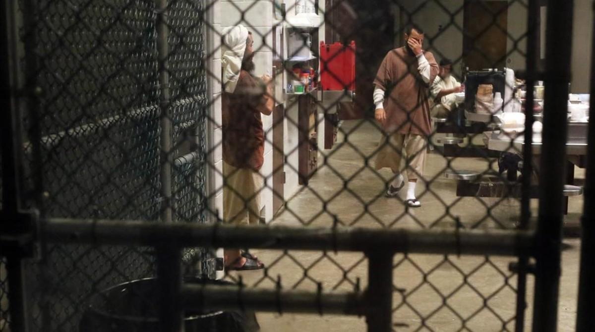 El viaje a Guantánamo del periodista de EL PERIÓDICO Ricardo Mir de Francia llega al 'Washington Post'