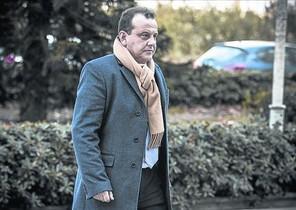 Protagonista 8 El fiscal Pedro Horrach es desplaçarà a Barcelona per participar en linterrogatori.