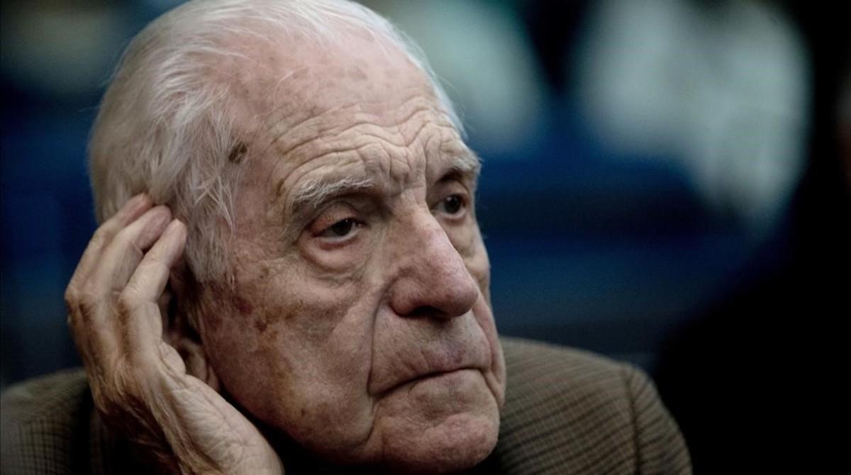 Reynaldo Bignone, en una imagen del 2013.