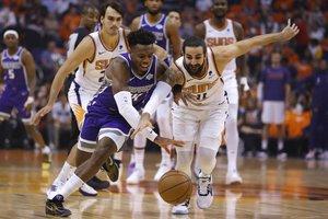 Fantàstic debut de Ricky Rubio amb els Suns