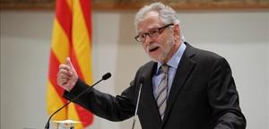 Carles Viver Pi-Sunyer, máximo responsable de la Oficina dEstudis delAutogovern.