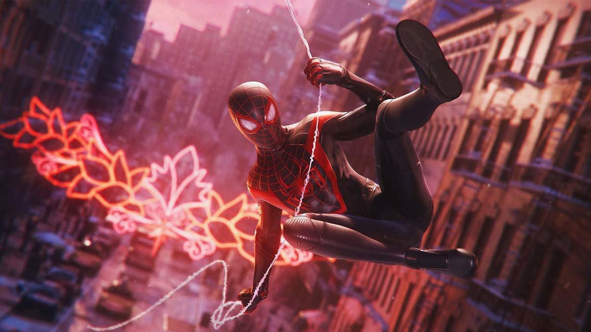 Spider-Man Miles Morales llega reclamando su sitio en PlayStation 4 y PlayStation 5
