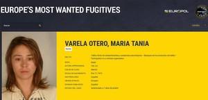 La narco Tania Varela planejava fingir la seva mort abans de ser detinguda