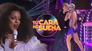 Ruth Lorenzo, Carlos Marco y Lucía Gil, invitados en la nueva gala de 'Tu cara me suena' en Antena 3