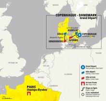 El Tour de França el 2021 sortirà de Copenhaguen