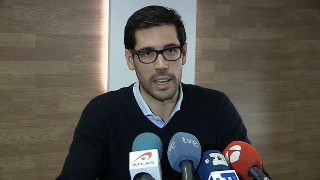 Juan Galiardo, director de Uber España, ha asegurado hoy que esta empresa deja de operar en Barcelona a partir de mañana, 1 de febrero.